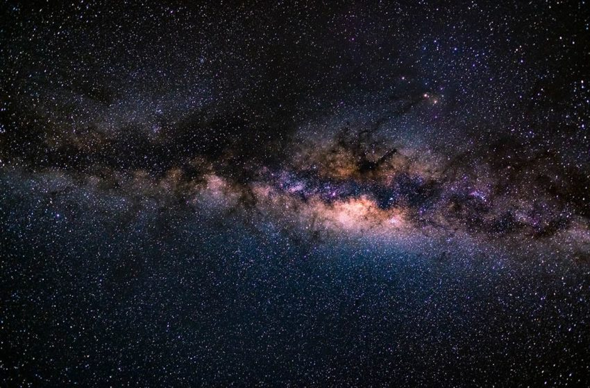 D'étranges objets détectés près de l'énorme trou noir de notre galaxie