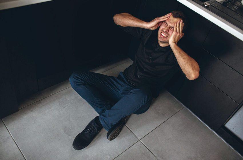 Le confinement pourrait être responsable de stress post-traumatique