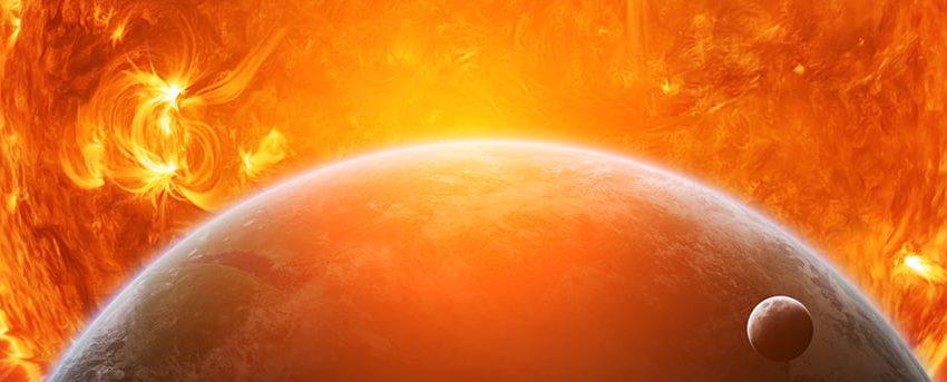 Des éruptions solaires comme vous n'en avez jamais vues