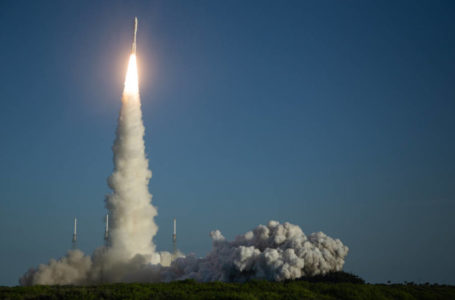 Le rover « Perseverance » est en route vers Mars