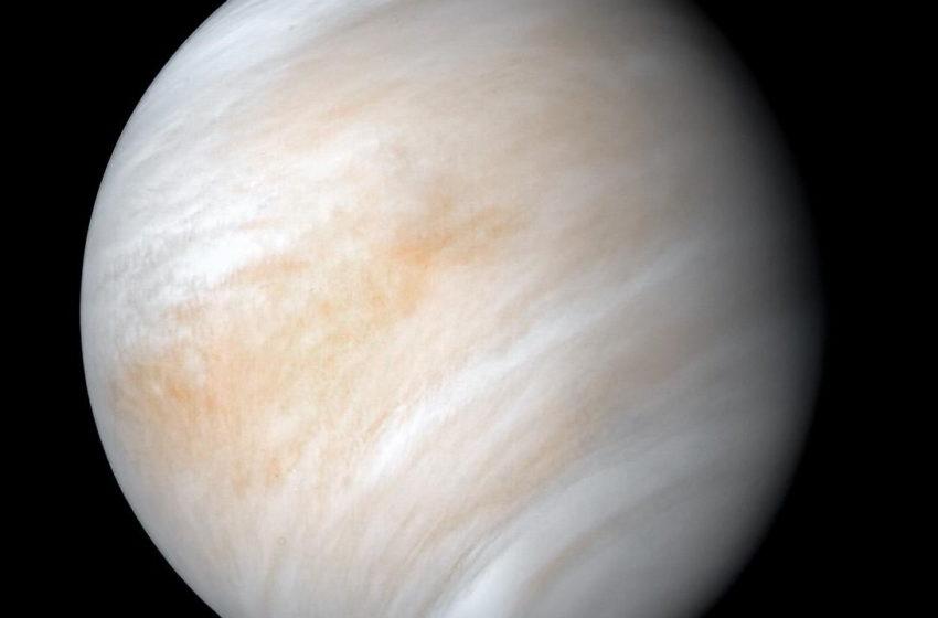 Une molécule de vie sur Venus ?