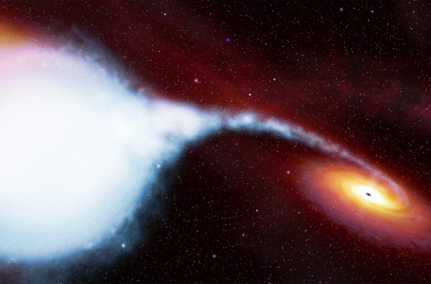 Les trous noirs : une histoire surprenante et étrange