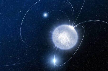 Un magnétar observé dès sa naissance