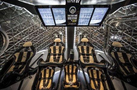 Lancement réussi pour le premier vol commercial de SpaceX
