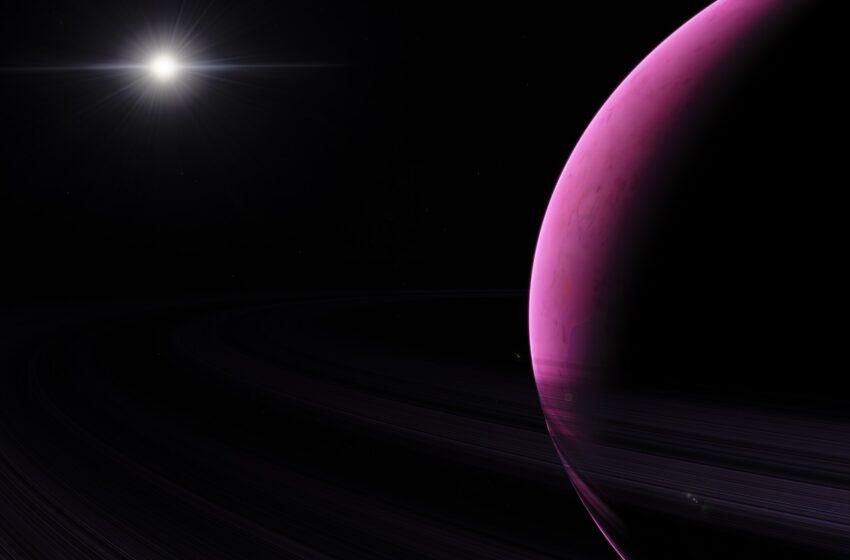 Un signal capté en provenance d'une exoplanète gazeuse