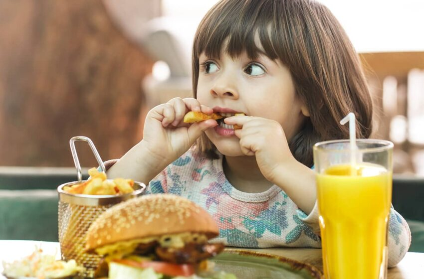 La consommation important de viande cuite favorise l'asthme infantile