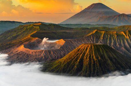 Des chercheurs redimensionnent des éruptions volcaniques passées