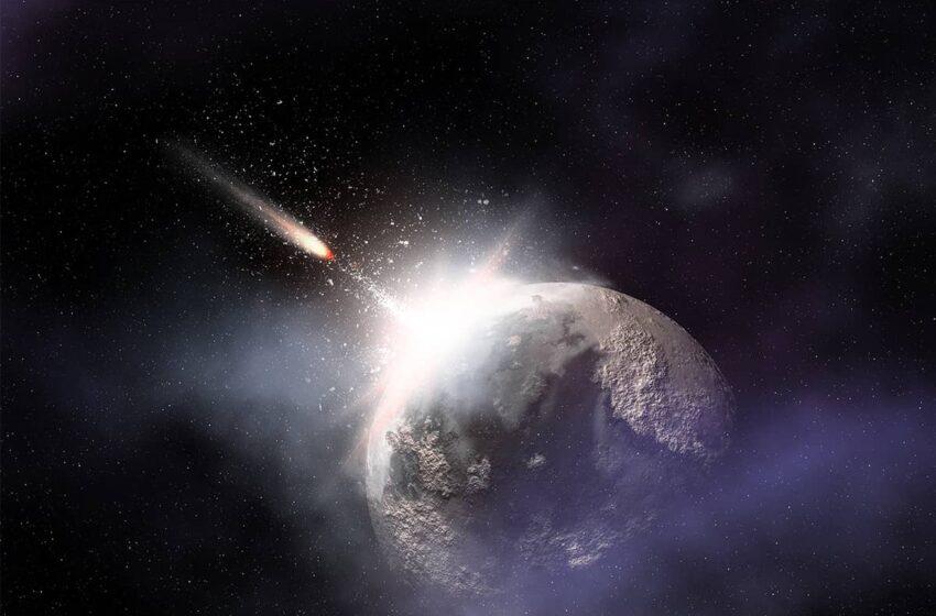 Une comète responsable de la disparition des dinosaures