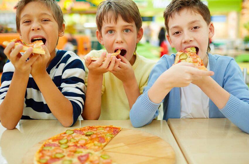 Une mauvaise alimentation durant l'enfance affecte le microbiome sur le long terme