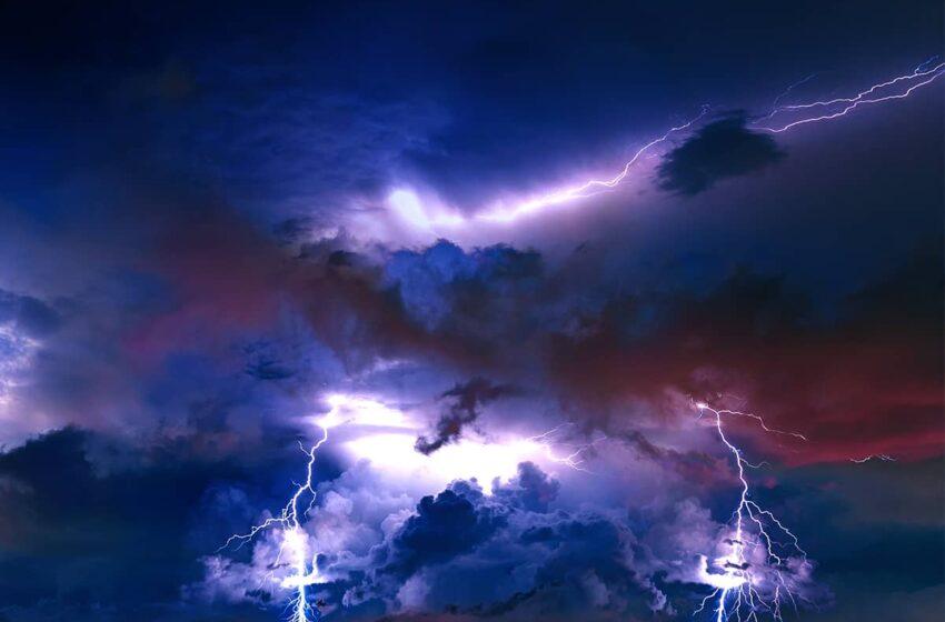 La foudre a pu contribuer à l'apparition de la vie sur Terre
