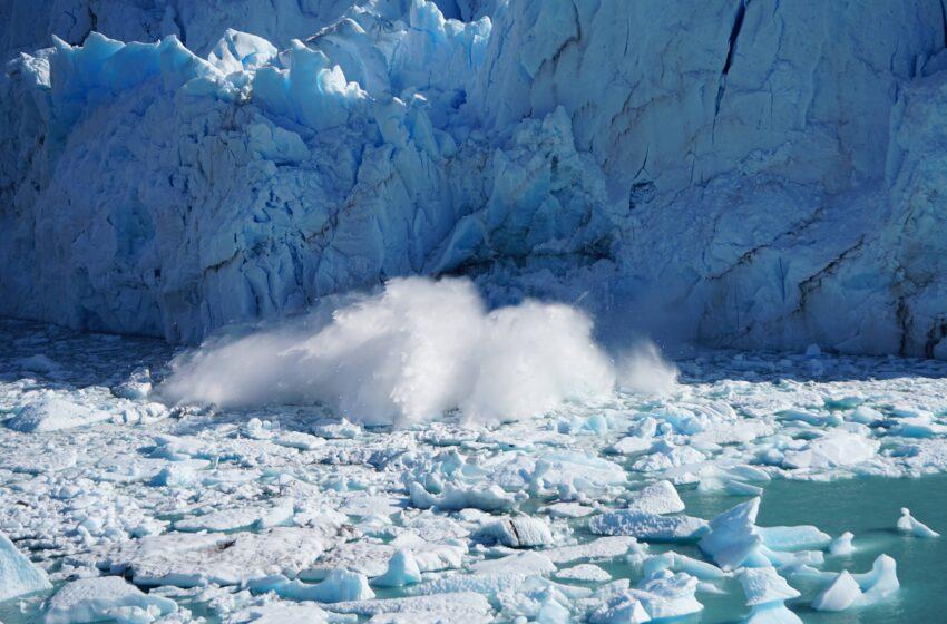 La cryosphère a significativement diminué entre 1979 et 2016