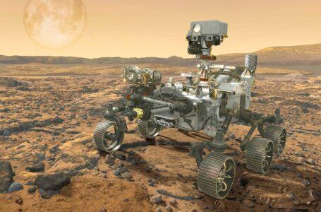 Un premier échantillon martien bientôt collecté par Perseverance