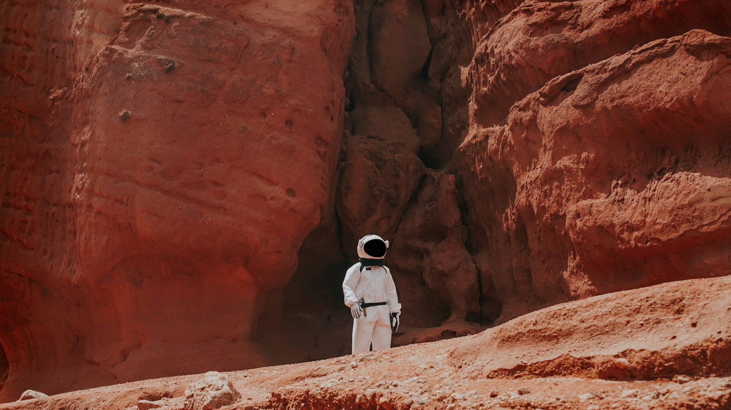 La NASA recrute pour un projet de simulation de la vie sur Mars